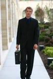 бизнесмен красивый стоковое изображение