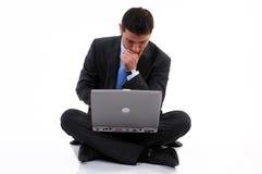 бизнесмен многодельный Стоковая Фотография RF