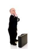 бизнесмен немногая побеспокоил Стоковое Изображение RF