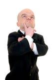 бизнесмен немногая побеспокоил Стоковое Изображение