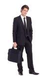 бизнесмен портфеля стоковые фото
