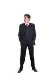 бизнесмен серьезный Стоковые Фото