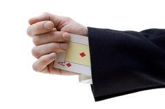 бизнесмен туза Стоковое Изображение