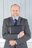 бизнесмен уверенно стоковая фотография