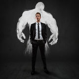 бизнесмен успешный Стоковые Изображения
