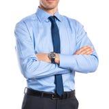 бизнесмен успешный Стоковая Фотография