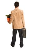 бизнесмен 134 Стоковая Фотография