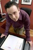 бизнесмен Стоковое Фото