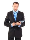 Бизнесмен Стоковая Фотография