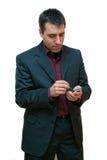 бизнесмен Стоковые Фото