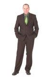 бизнесмен 4 Стоковое Изображение