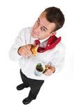 бизнесмен 42 Стоковая Фотография RF