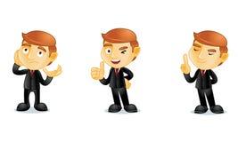 бизнесмен 2 Стоковая Фотография RF
