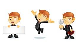 1 бизнесмен Стоковые Изображения RF