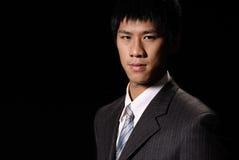 бизнесмен oriental стоковые изображения