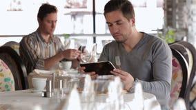 Бизнес-ланч в ресторане акции видеоматериалы