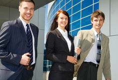 бизнес-группа Стоковые Фотографии RF