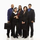бизнес-группа Стоковая Фотография