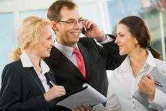 бизнес-группа Стоковая Фотография RF