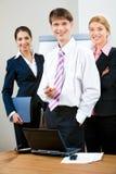бизнес-группа Стоковое фото RF