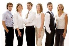 бизнес-группа Стоковые Фото
