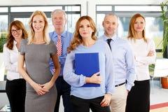 Бизнес-группа Стоковое Изображение
