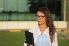 Бизнес-леди - изображение запаса Стоковое Изображение