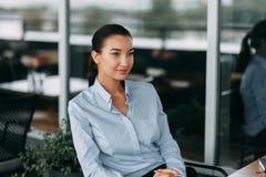 Бизнес-леди портрета Стоковые Фото