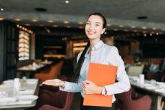 Бизнес-леди портрета Стоковые Фотографии RF
