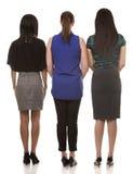 3 бизнес-леди Стоковое Фото