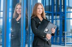 Бизнес-леди стоковое фото