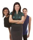 3 бизнес-леди Стоковая Фотография RF