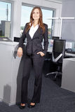 Бизнес-леди Стоковые Изображения