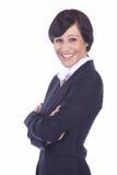 Бизнес-леди Стоковые Изображения RF
