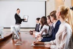 Бизнес-консультант стоковое изображение