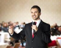 Бизнес-конференция Стоковая Фотография