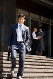 бизнес лидер Стоковое Изображение RF