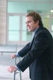 бизнес лидер 2 стоковые изображения rf