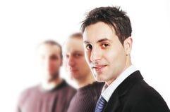 бизнес лидер стоковые фото