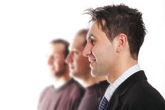 бизнес лидер стоковые изображения