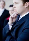 бизнес лидер Стоковое Фото