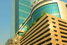 бизнес-центр здания Стоковая Фотография RF