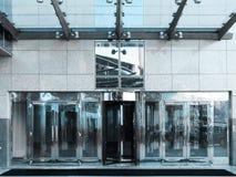 бизнес-центр самомоднейший Стоковое Фото