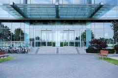 бизнес-центр самомоднейший Стоковые Изображения RF