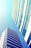 Бизнес-центр Стоковое Изображение
