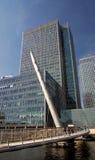 бизнес-центр london Стоковое Изображение