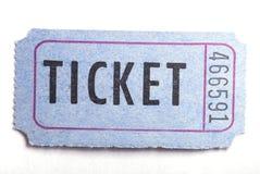 билет Стоковые Изображения