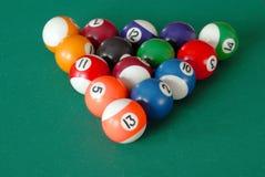 биллиарды шариков Стоковые Изображения RF