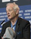 Билл Мюррей на пресс-конференции победителей награды Berlinale Стоковые Изображения RF