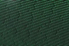 Бинарный Код в зеленом цвете на TFT стоковые изображения